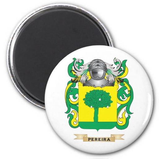 Escudo de armas de Pereira (escudo de la familia) Iman Para Frigorífico