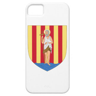 Escudo de armas de Perpignan Funda Para iPhone 5 Barely There
