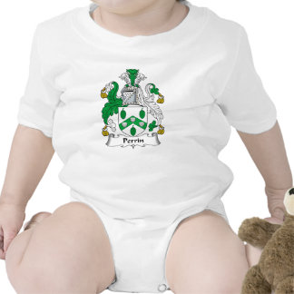 Escudo de armas de Perrin Camiseta