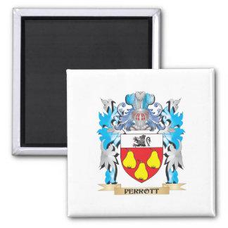 Escudo de armas de Perrott - escudo de la familia Imán De Frigorifico