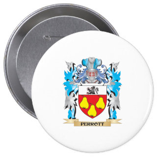 Escudo de armas de Perrott - escudo de la familia Pin