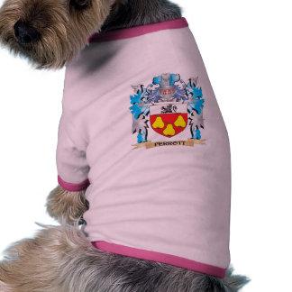 Escudo de armas de Perrott - escudo de la familia Prenda Mascota