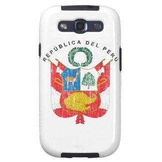 Escudo de armas de Perú Galaxy S3 Protector