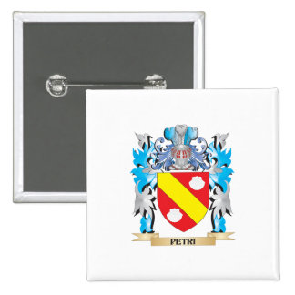 Escudo de armas de Petri - escudo de la familia Pins
