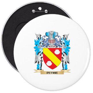 Escudo de armas de Petrie - escudo de la familia