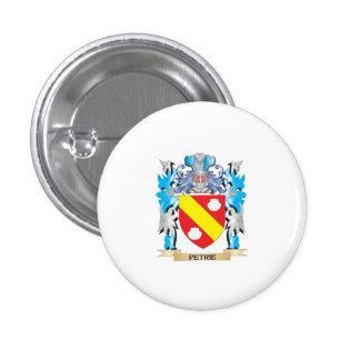 Escudo de armas de Petrie - escudo de la familia Pin