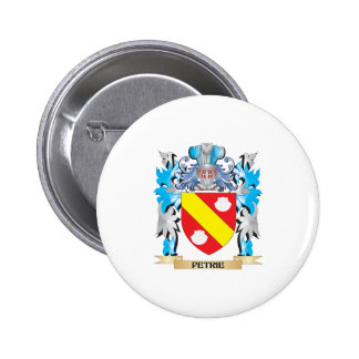 Escudo de armas de Petrie - escudo de la familia Pins