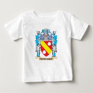 Escudo de armas de Petrushka - escudo de la Playera