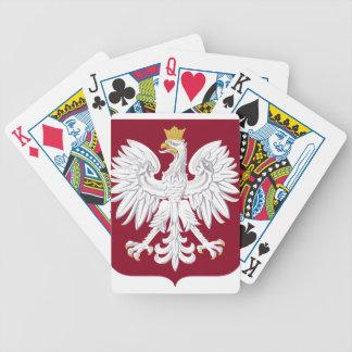 Escudo de armas de Polonia Barajas