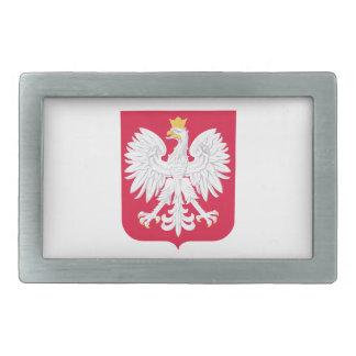 Escudo de armas de Polonia Hebillas Cinturón