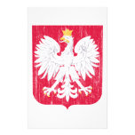 Escudo de armas de Polonia Papeleria De Diseño