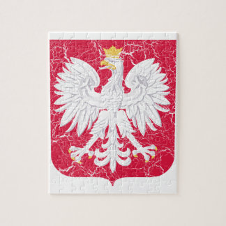 Escudo de armas de Polonia Puzzles