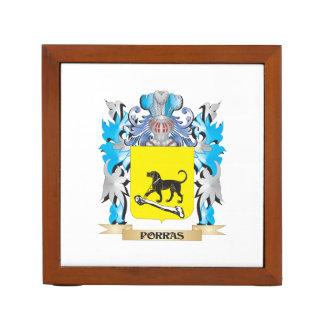 Escudo de armas de Porras - escudo de la familia