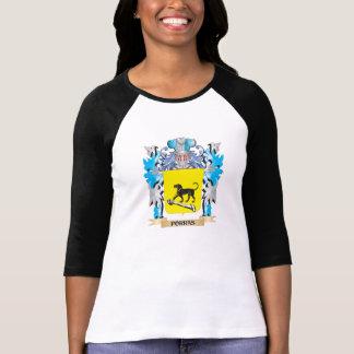 Escudo de armas de Porras - escudo de la familia Camisetas
