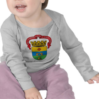 Escudo de armas de Porto Alegre Camiseta
