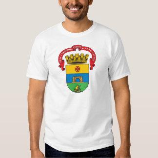 Escudo de armas de Porto Alegre Remeras