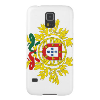 Escudo de armas de Portugal Carcasa Para Galaxy S5