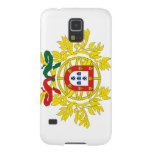 Escudo de armas de Portugal Funda De Galaxy S5