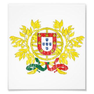 Escudo de armas de Portugal Impresiones Fotográficas