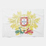 Escudo de armas de Portugal Toalla