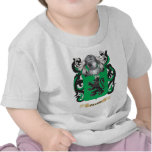 Escudo de armas de Prado (escudo de la familia) Camiseta