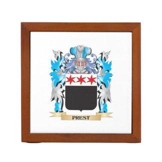 Escudo de armas de Prest - escudo de la familia