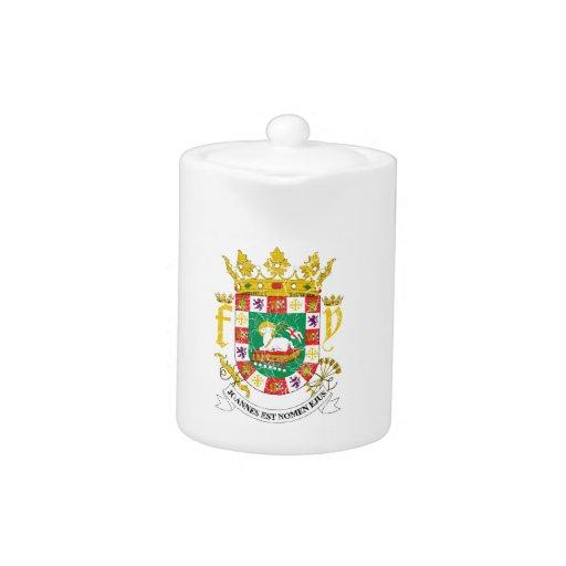 Escudo de armas de Puerto Rico