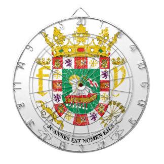 Escudo de armas de Puerto Rico Tablero De Dardos