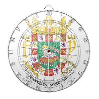Escudo de armas de Puerto Rico Tablero Dardos