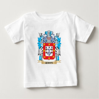 Escudo de armas de Quiros - escudo de la familia Playera