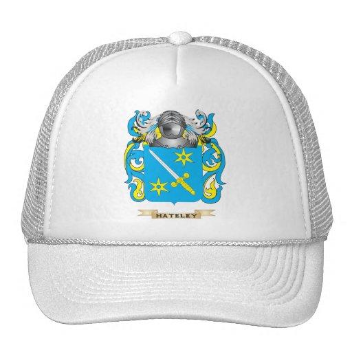 Escudo de armas de RachelHateley (escudo) de la fa Gorro
