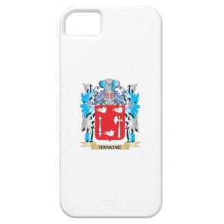 Escudo de armas de Rankine - escudo de la familia iPhone 5 Case-Mate Carcasa