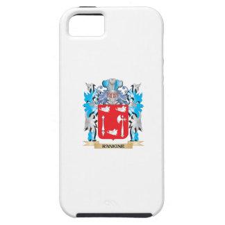 Escudo de armas de Rankine - escudo de la familia iPhone 5 Case-Mate Cárcasa