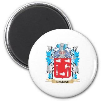 Escudo de armas de Rankine - escudo de la familia Imán De Frigorífico