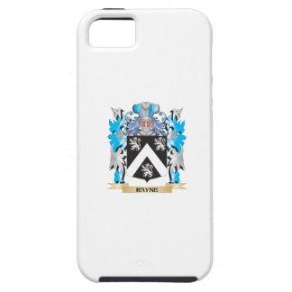 Escudo de armas de Rayne - escudo de la familia iPhone 5 Case-Mate Coberturas