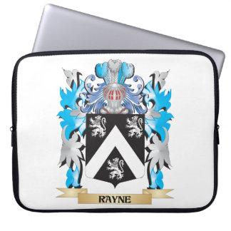 Escudo de armas de Rayne - escudo de la familia Funda Ordendadores