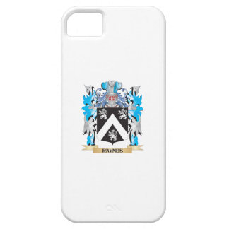 Escudo de armas de Raynes - escudo de la familia iPhone 5 Case-Mate Protector