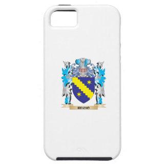 Escudo de armas de Recio - escudo de la familia iPhone 5 Case-Mate Cárcasa