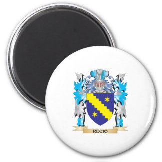 Escudo de armas de Recio - escudo de la familia Imán Para Frigorífico