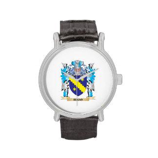 Escudo de armas de Recio - escudo de la familia Reloj De Mano
