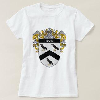 Escudo de armas de Reese (cubierto) Playera