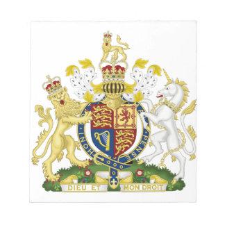 Escudo de armas de Reino Unido Blocs