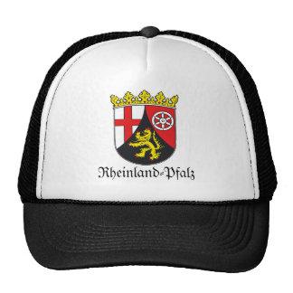 Escudo de armas de Renania-Palatinado Wappen Gorro