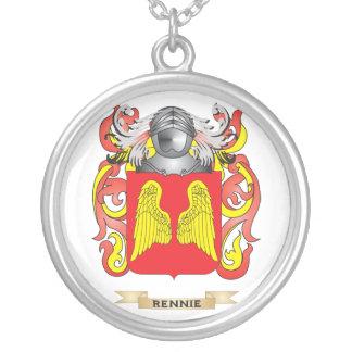 Escudo de armas de Rennie escudo de la familia Colgante