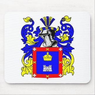 Escudo de armas de Reyes Mousepads