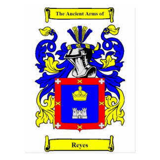 Escudo de armas de Reyes Postales