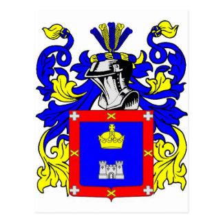 Escudo de armas de Reyes Tarjetas Postales