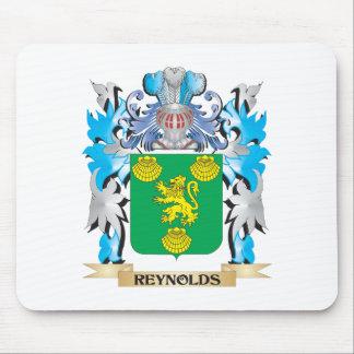 Escudo de armas de Reynolds - escudo de la familia Mouse Pad