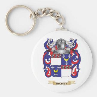 Escudo de armas de Richey escudo de la familia Llavero