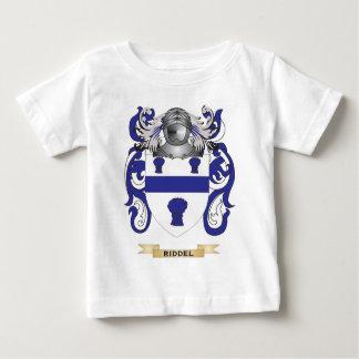 Escudo de armas de Riddel (escudo de la familia) T-shirt